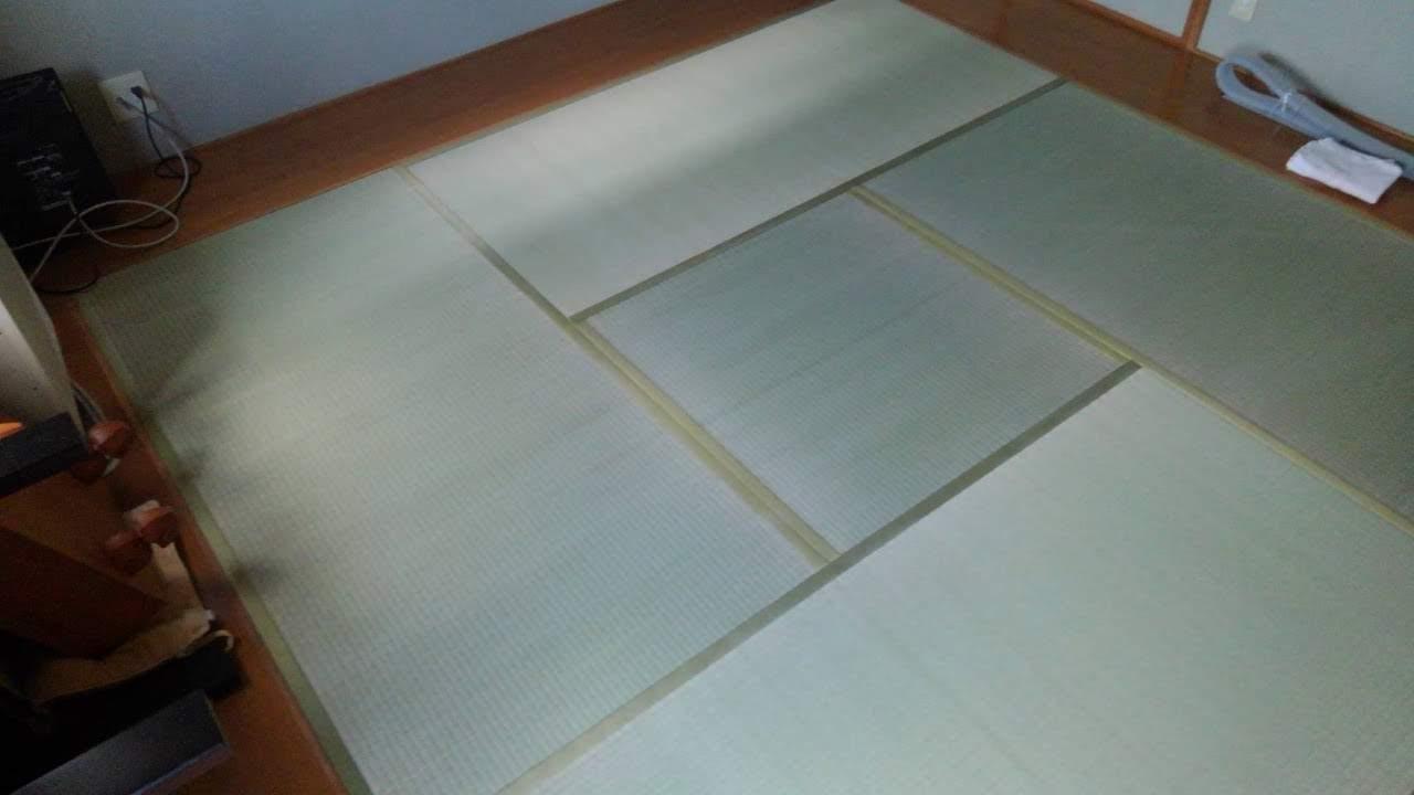 畳表替工事【6帖】(縁付たたみ)畳表=天然い草(中国産 JAS2等相当品)