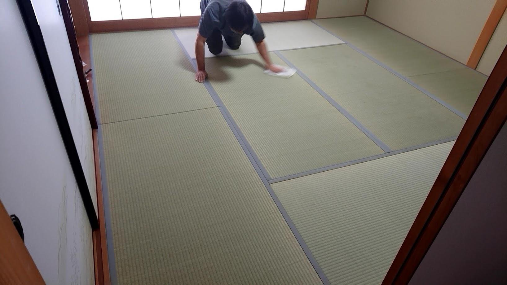 畳表替工事【10帖】(縁付たたみ)畳表=天然い草(中国産 JAS2等相当品)