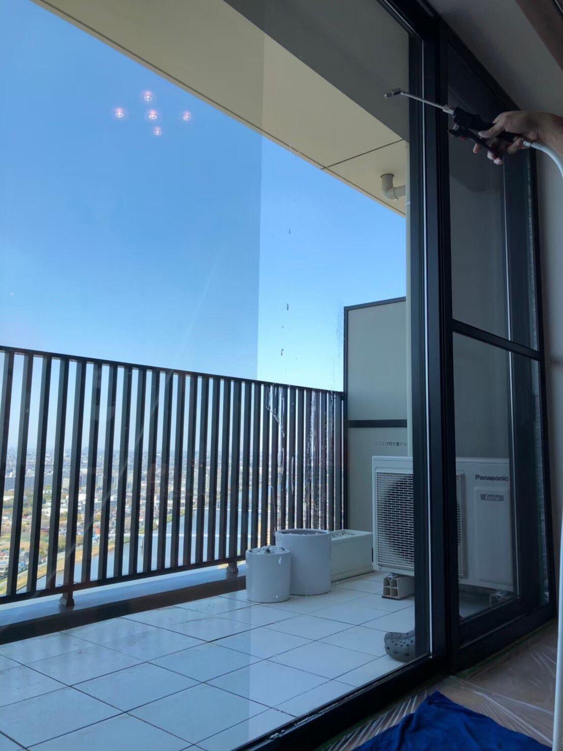 【窓ガラスフィルム施工】LDK +1部屋(〜8枚まで)にお好きなフィルムを施工プラン