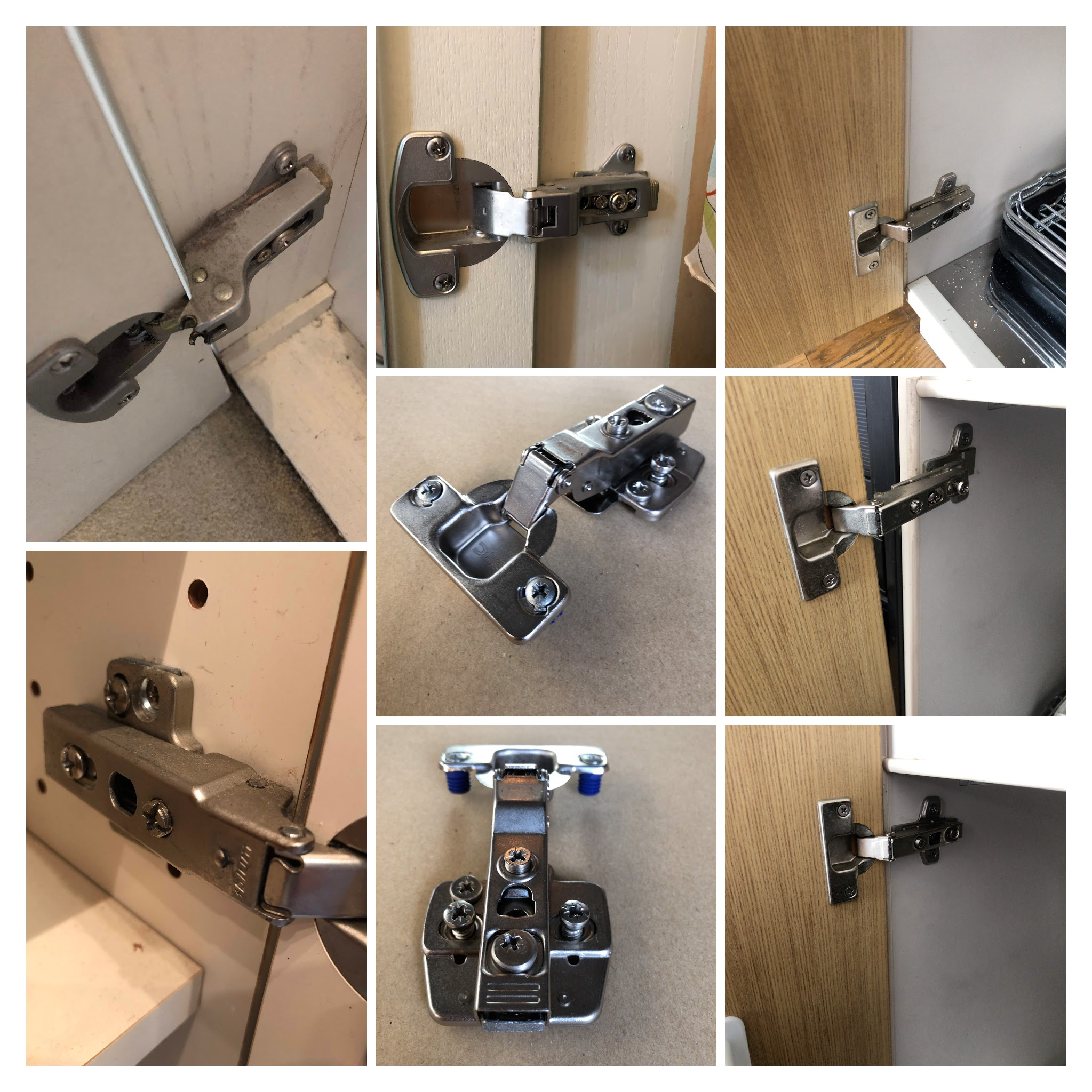 ドア修理・家具扉修理・キッチン扉修理・引き戸修理・クローゼット修理